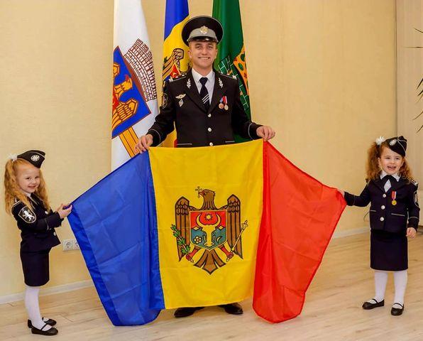Poliția Republicii Moldova are viitor! La mulți ani
