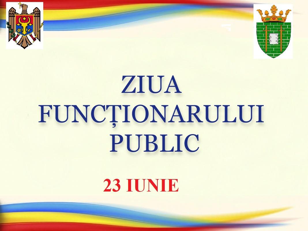 APL Ciorescu adresează tuturor funcționarilor publici cele mai alese urări de bine, sănătate și prosperitate!